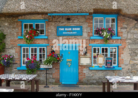 Cottage Cafe In Adare County Limerick Republic Of