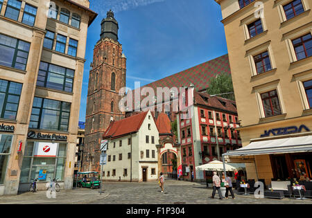 Hansel And Gretel Houses Market Square Or Ryneck Of