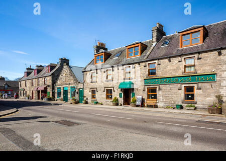 Brora, Sutherland, Highland, Scotland, United Kingdom, Europe. - Stock Photo