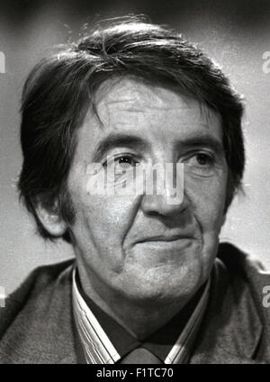 Dennis Skinner British Labour politician MP for Bolsover since 1970. 1984 image - Stock Photo