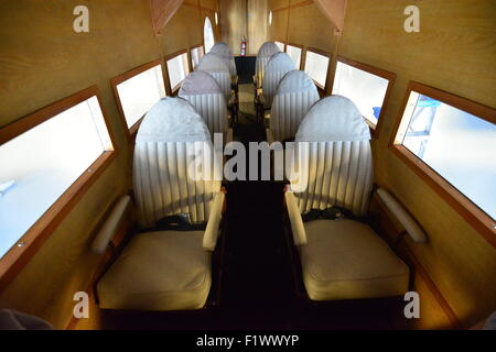 Ford Trimotor Interior Stock Photo 87235683 Alamy