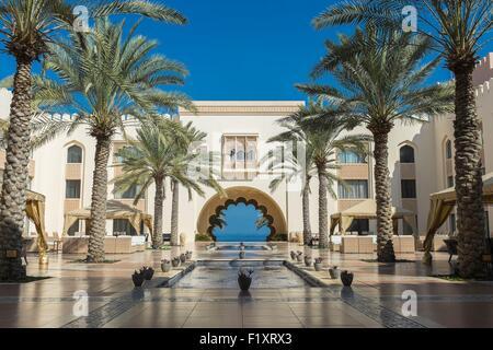 Oman muscat al jissah shangri la barr al jissah for Hotel luxury oman