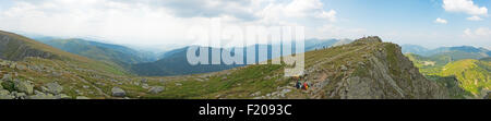 Landschaft in der Slowakei - Stock Photo