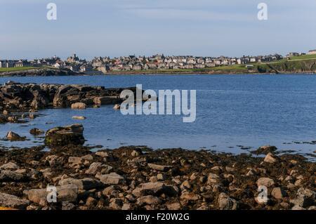 United Kingdom, Scotland, Shetland islands - Stock Photo
