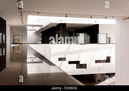 Tunisia, Tunis, National Museum of Bardo - Stock Photo