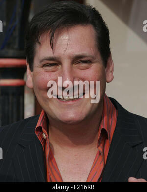 Entertainment, Music, Singer, Tony Hadley front man of Spandau Ballet. - Stock Photo