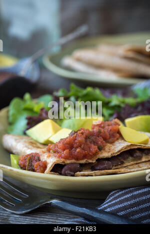 quesadilla Stock Photo, Royalty Free Image: 50763549 - Alamy