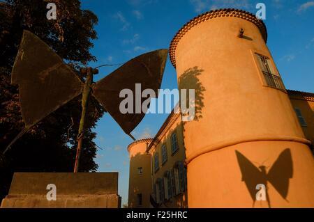 France var the dracenie village de tourtour alain and for Bernard buffet cote