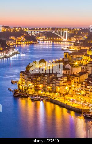 Image taken in Oporto, Portugal - Stock Photo