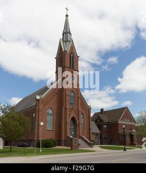 saint pauls roman catholic church falls road west belfast ...