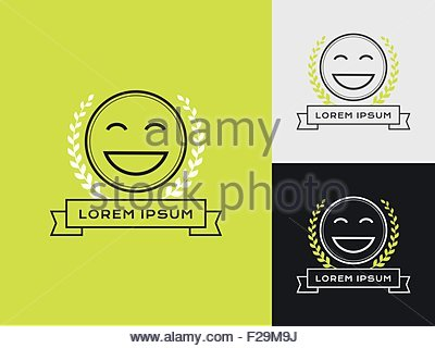 Sales consultant, sales trainer or mystery shopper company logo. Customer satisfaction symbol. - Stock Photo