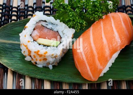 Photo of Sushi, Delicious Japanese food - Stock Photo