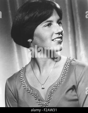 1976 Olympic Gold Medalist Dorothy Hamill Skated As The Star Of ICE CAPADES From 1977