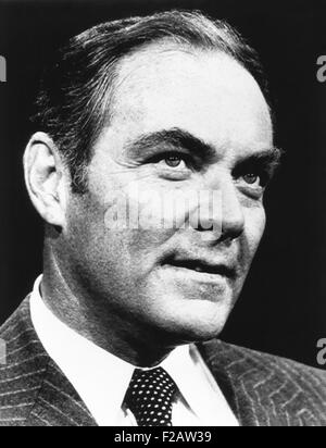 Gen. Alexander Haig, was head of NATO from Dec. 1974–July 1979. He was the 7th to hold the title of Supreme Allied - Stock Photo