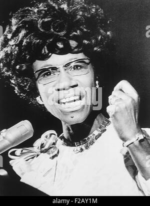 "the achievements of shirley chisholm the first african american congresswoman Chisholm, who died in 2005, was the first african-american woman elected to   theory but as a matter of fact,"" said congresswoman yvette d clarke (d-ny),  "" shirley chisholm would have been proud of our achievements."