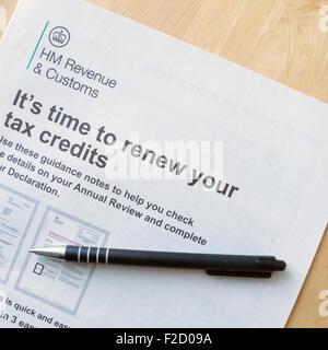child tax credit renewal form