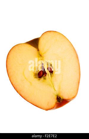 Apfel - Symbolbild Nahrungsmittel. - Stock Photo