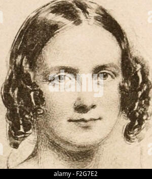 Emma Darwin, a century of family letters, 1792-1896 - Stock Photo