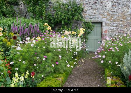 Harmony Gardens, Melrose, Scottish Borders - kitchen garden or Stock ...