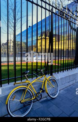 The Palais des Beaux-Arts. Lille, France. - Stock Photo