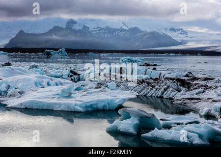 Jokulsarlon - Stock Photo