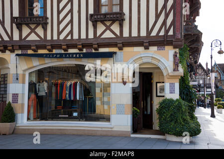 A Polo Ralph Lauren outlet store at the Camarillo outlet center in ...
