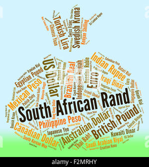 South african rand forex