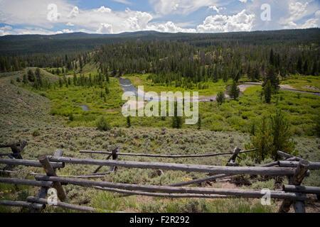 America West Wyoming Western Usa America United States