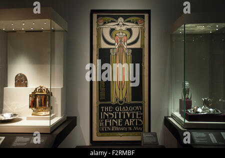British Museum, London, UK. 23rd September, 2015. Organised with National Museums Scotland, Celts: art and identity - Stock Photo
