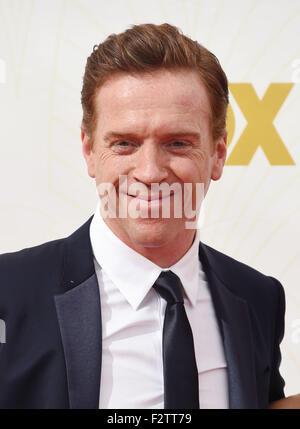 DAMIAN LEWIS  English film actor in September 2015. Photo Jeffrey Mayer - Stock Photo