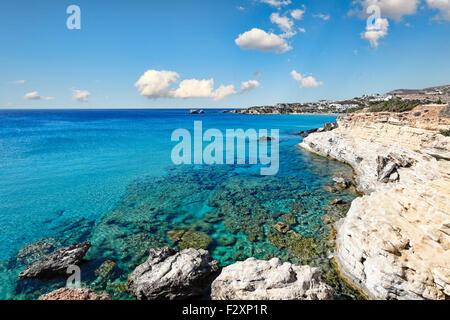 Amoopi in Karpathos, Greece - Stock Photo