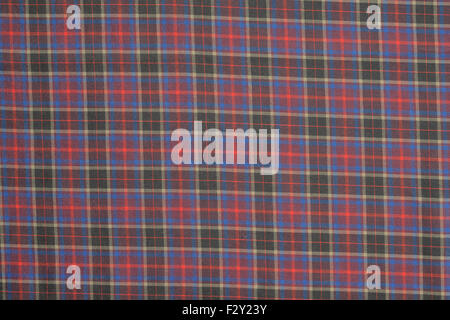 Purple Plaid Background Series - Stock Photo