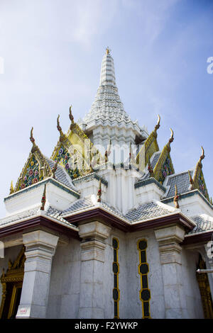 City Pillar Shrine Bangkok, Thailand - Stock Photo