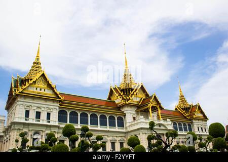 Grand Palace, Bangkok , Thailand - Stock Photo