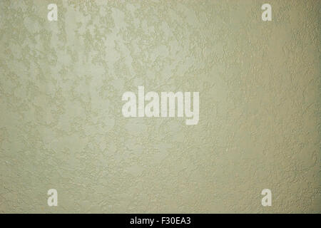 Painted beige wall background - Stock Photo