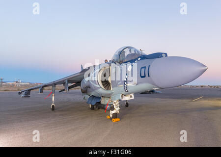 McDonnell Douglas AV-8B Harrier II - Stock Photo