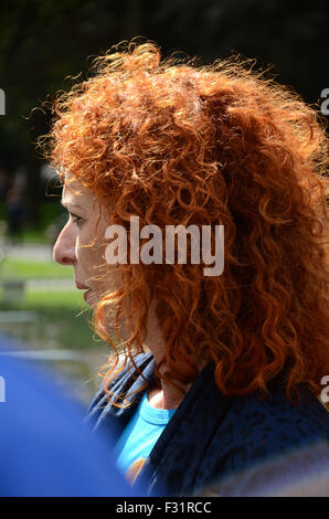 Impression of Redhead days 2015, Breda, Netherlands - Stock Photo