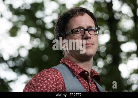 Writer, teacher and occasional filmmaker Simon Sylvester. - Stock Photo