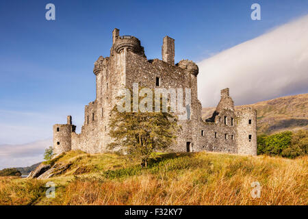 Kilchurn Castle, Loch Awe, Argyll and Bute, Scotland, UK. - Stock Photo