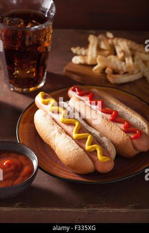 Mustard Hot Dog Xg