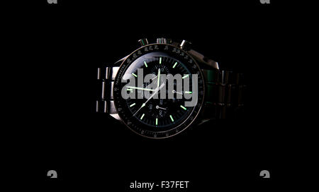 Omega Speedmaster - Stock Photo