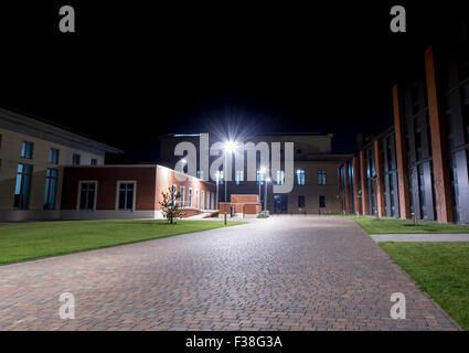 The new 'Bay Campus' of Swansea University, based in the east of the City off Fabian Way. - Stock Photo
