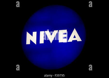 Markenname: 'Nivea', Berlin. - Stock Photo