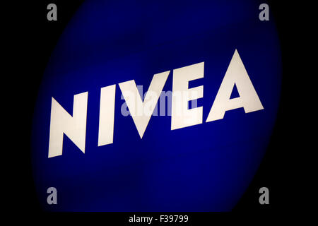Markenname: 'Nivea', Berlin. - Stock Photo