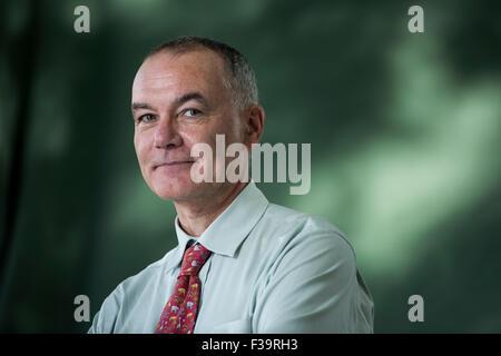 Historian and an arabist Jean-Pierre Filiu. - Stock Photo