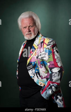 Scottish folk musician and founding member of The Corries, Ronnie Browne. - Stock Photo