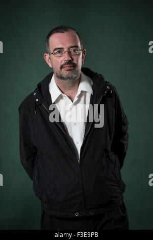 Mexican author Pablo Soler Frost. - Stock Photo