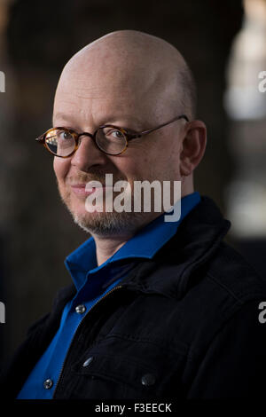 German writer Timur Vermes. - Stock Photo