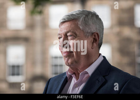 British Labour Party politician Alan Johnson. - Stock Photo