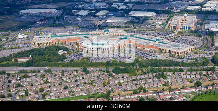Trafford Centre, Manchester, North West England, UK - Stock Photo